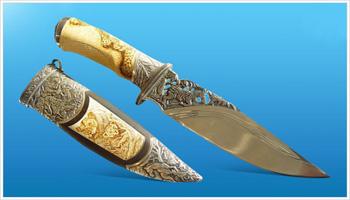 Ножи на подарок фото 49
