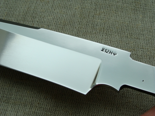 Клинок Лесник (сталь Х12МФ)