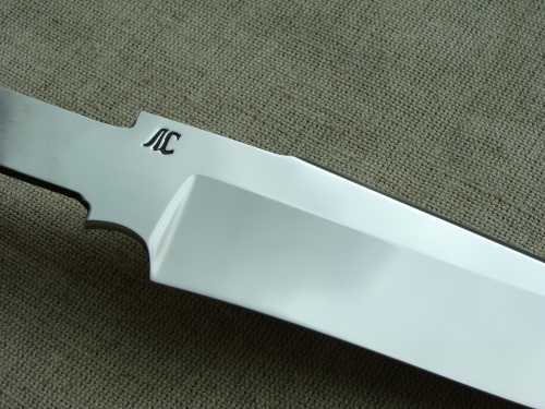 Клинок Тайга (сталь Х12МФ)