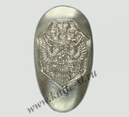 Навершие Двуглавый орёл (мельхиор)