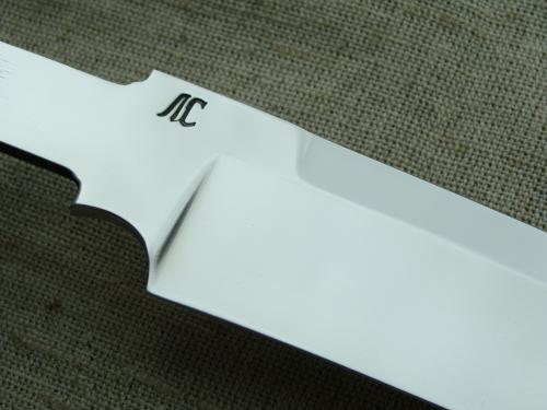 Клинок Эдельвейс (сталь Х12МФ)