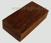 Das Holz Wenge