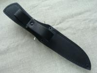 Нож Финка НКВД с литьём из мельхиора (сталь D2)