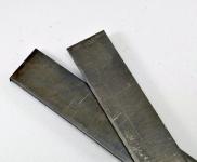 Полоса 300х40х4 мм. (сталь D2) без термообработки