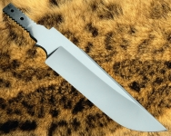 Клинок Тайга (сталь Bohler К110)